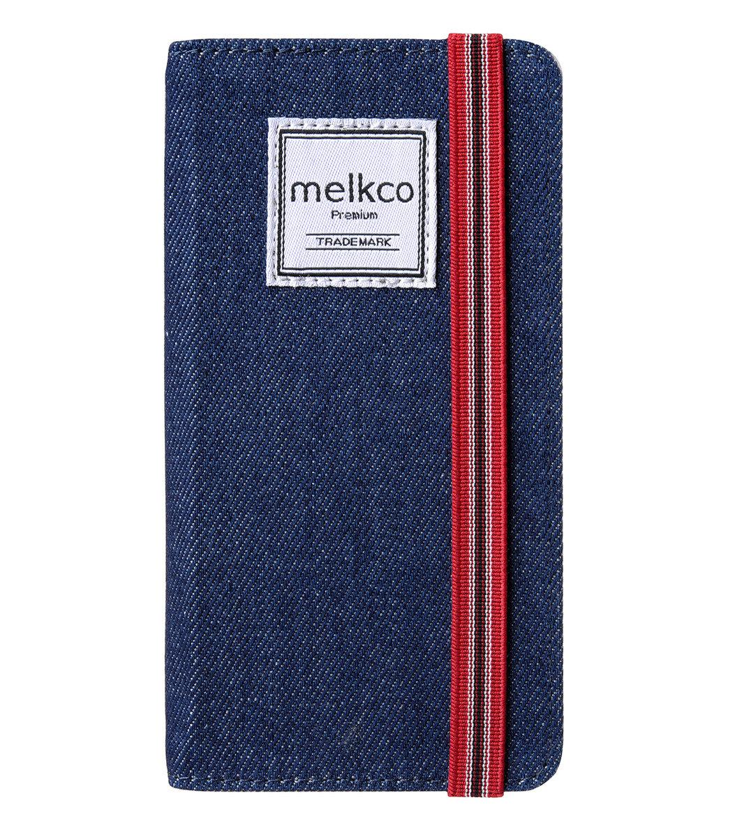 Samsung Galaxy S6  Book Style Indigo 系列  帆布手機套