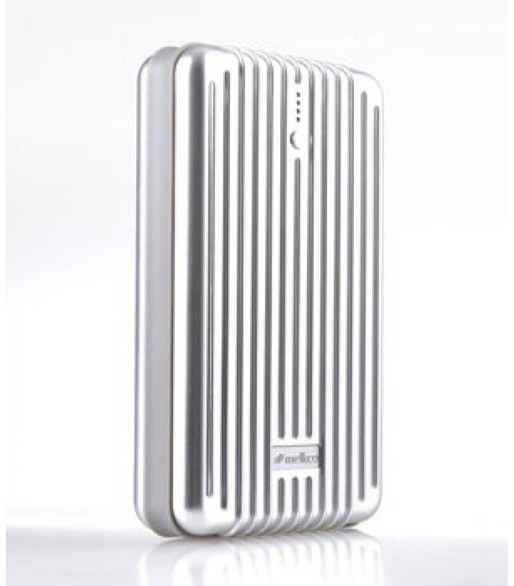 Gofove T-Slim Queen系列行動電源(10,400mAh) - 銀色