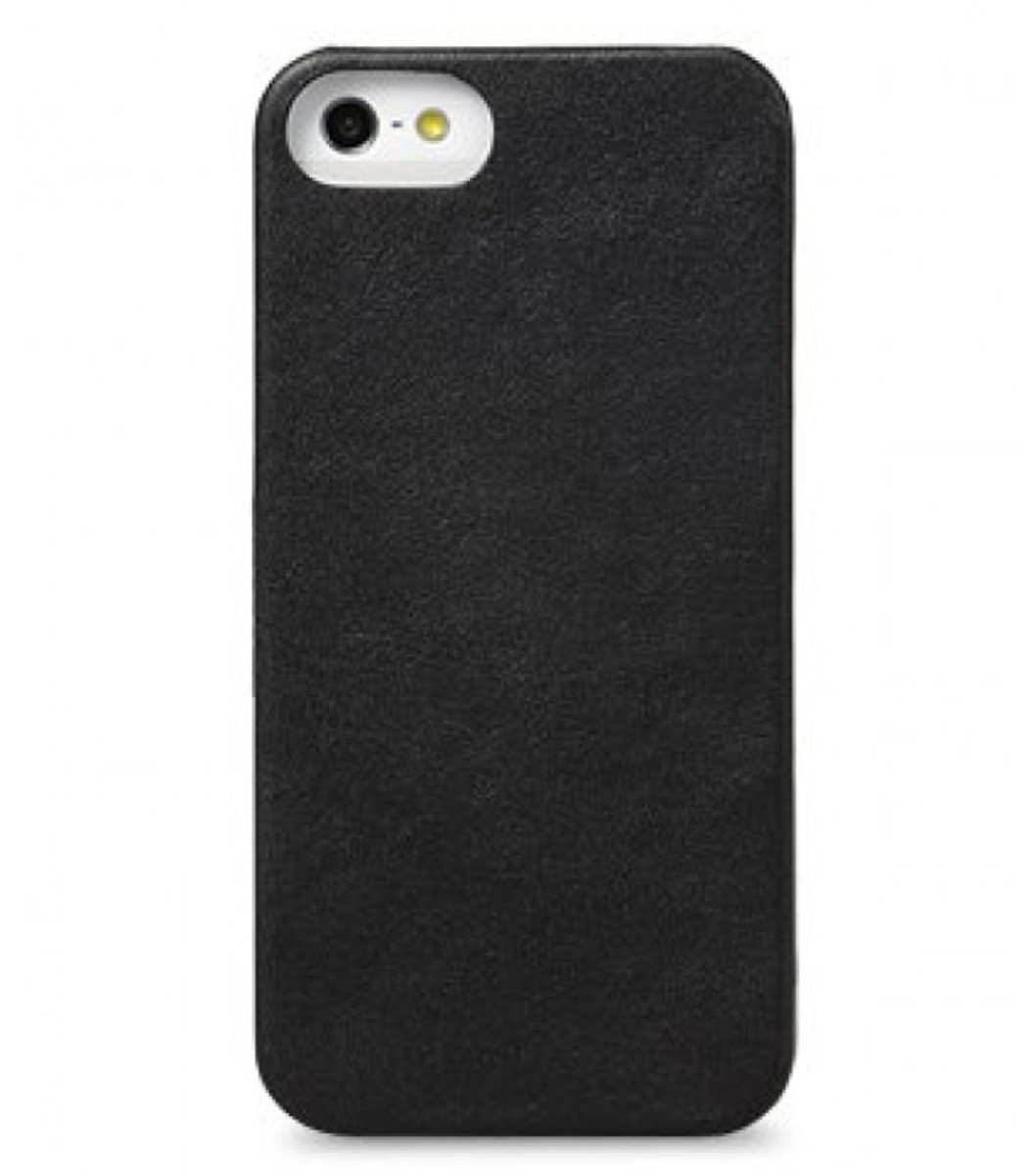 Melkco 高級皮革手機套 Apple iphone 5-黑色