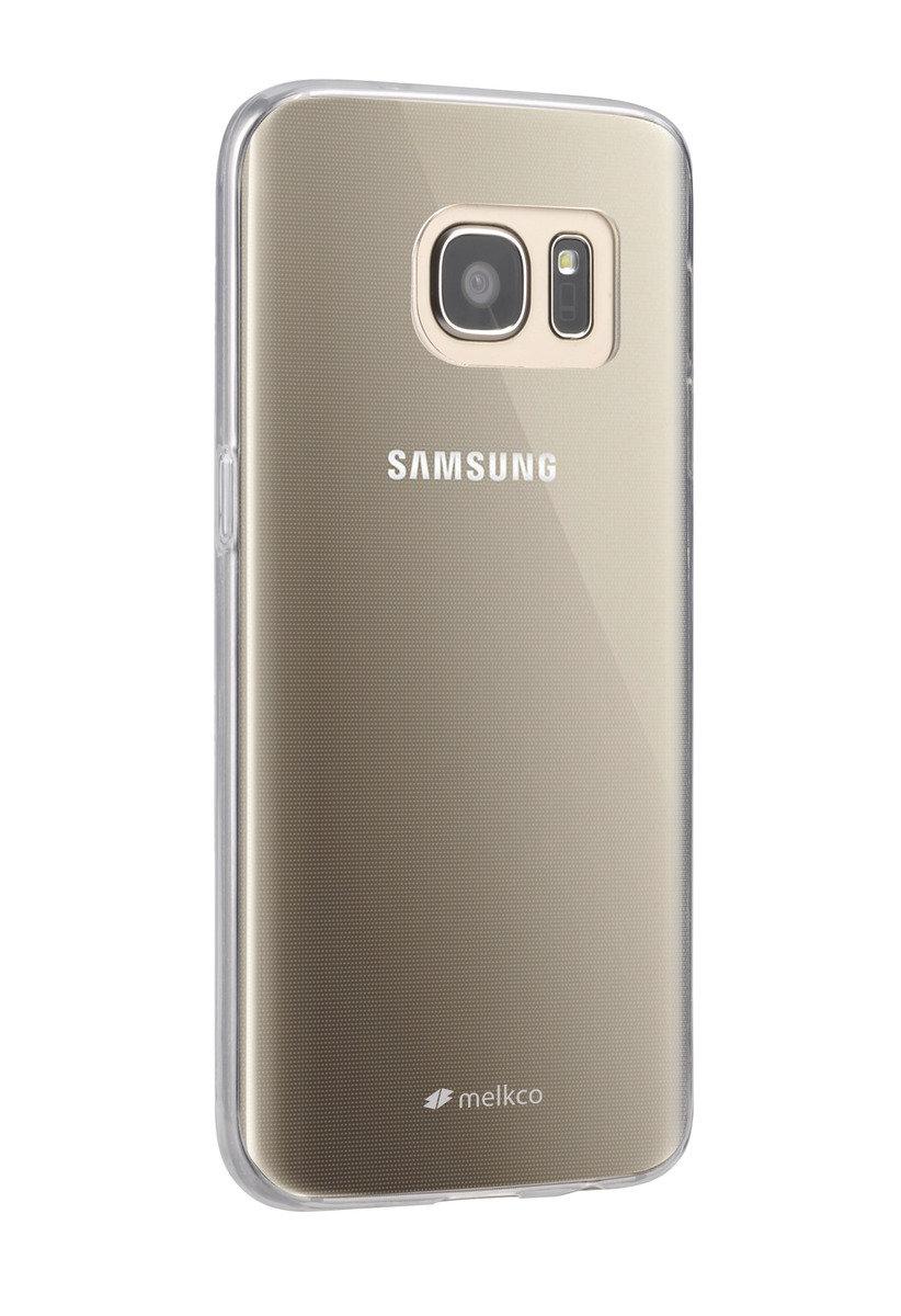 三星Galaxy S7 超薄0.7mm Air Superlim手機保護套 - 透明色(附送屏幕保護貼)