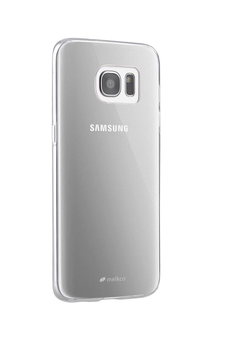 三星Galaxy S7 Edge 超薄0.7mm Air Superlim手機保護套 - 透明色(附送屏幕保護貼)