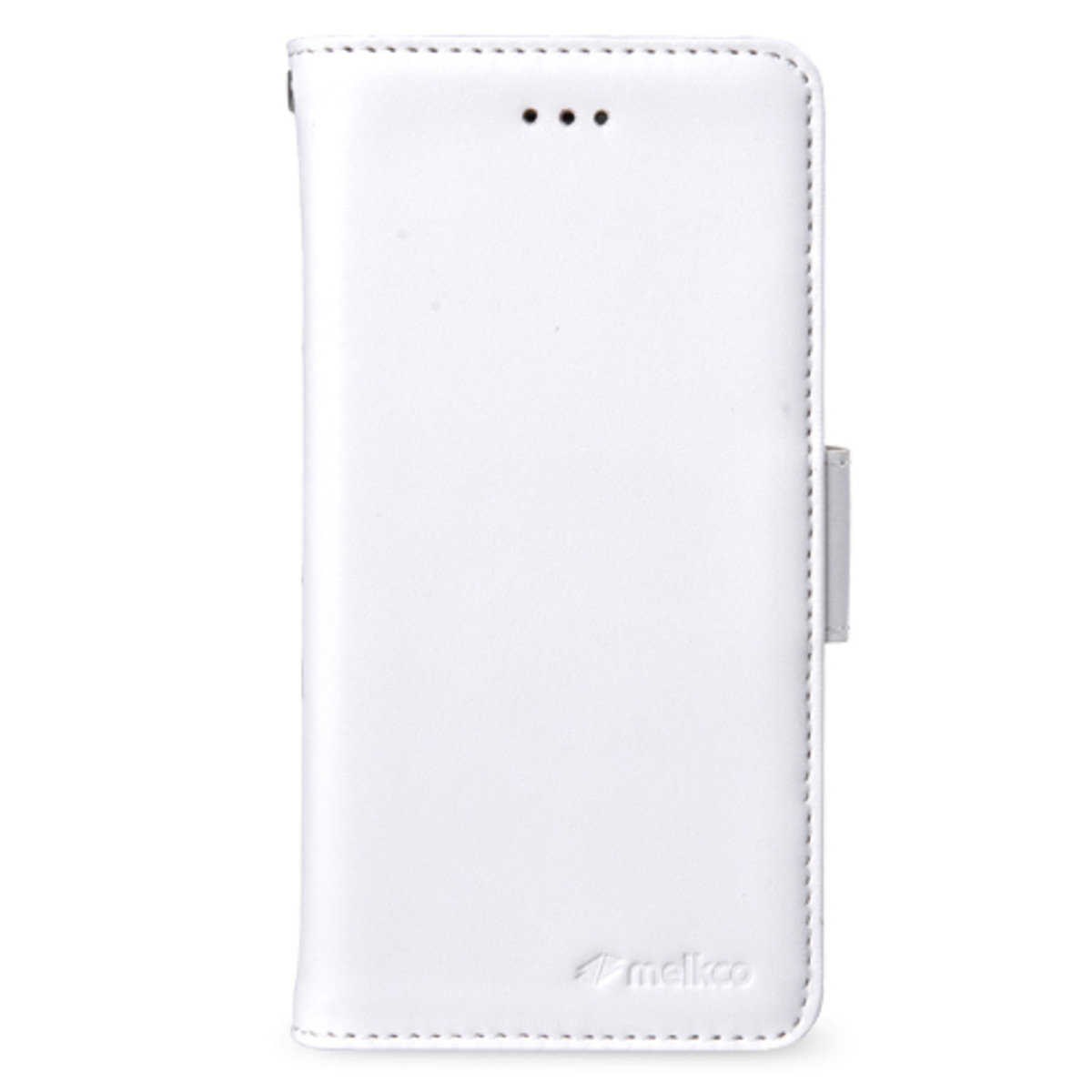 Apple iPhone 6  (4.7 inch) Wallet Book Type 人造皮手機套 - 白色