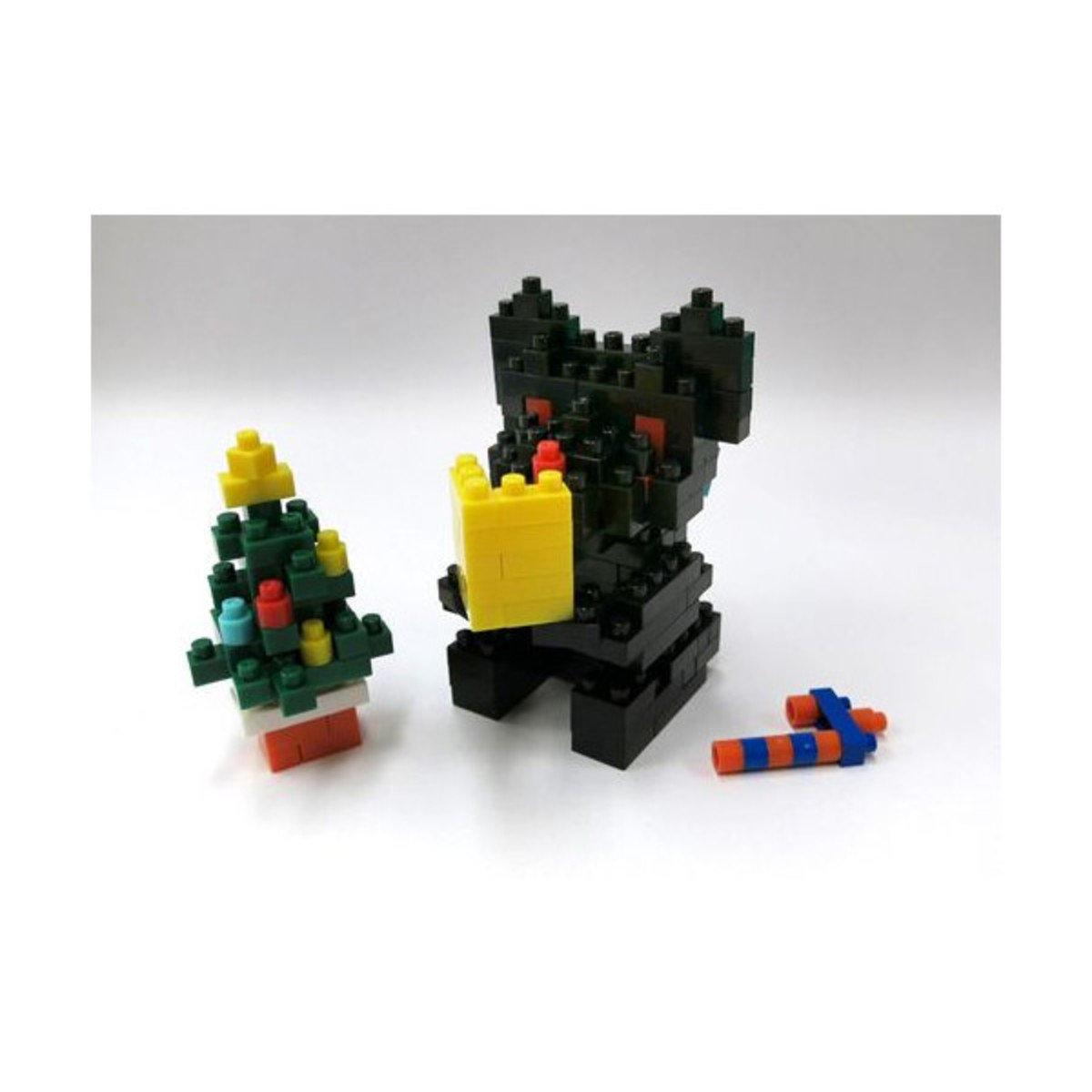 nanoblock NBGC_006 Merry Christmas