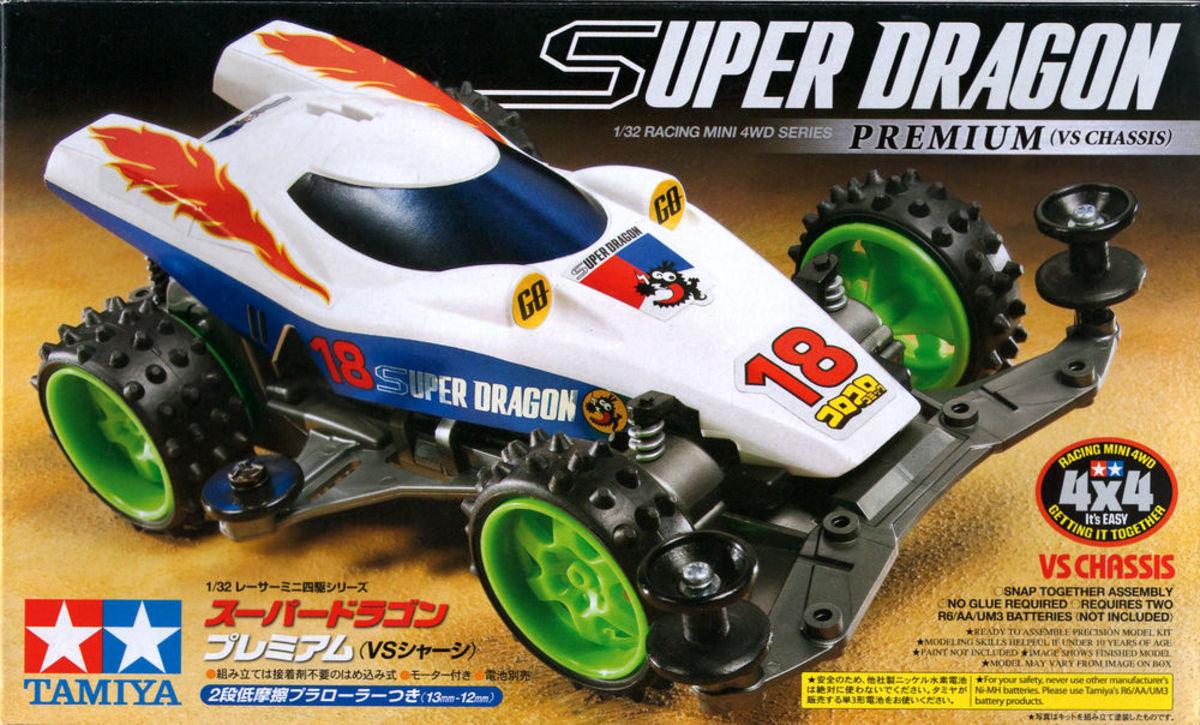 18067 Super Dragon Premium (VS Chassis) 1/32