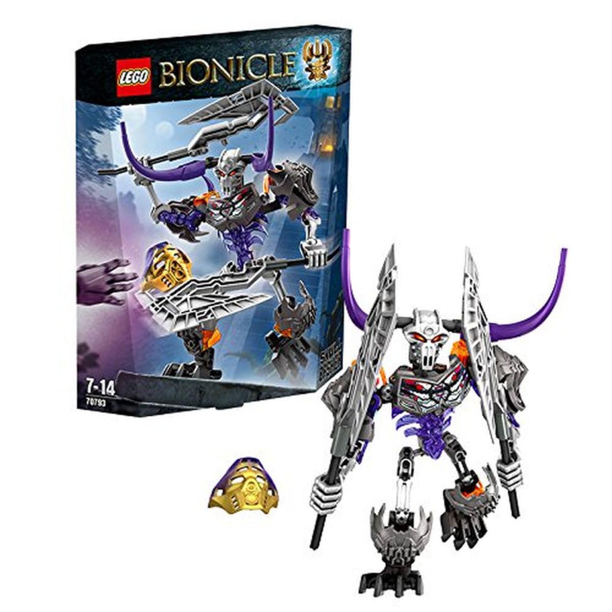 70793 Bionicle 骷髏重擊戰士