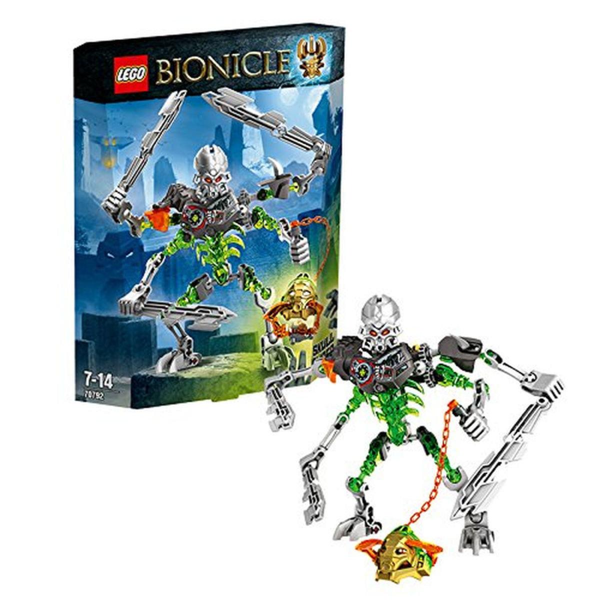 70792 Bionicle 骷髏刀鋒戰士