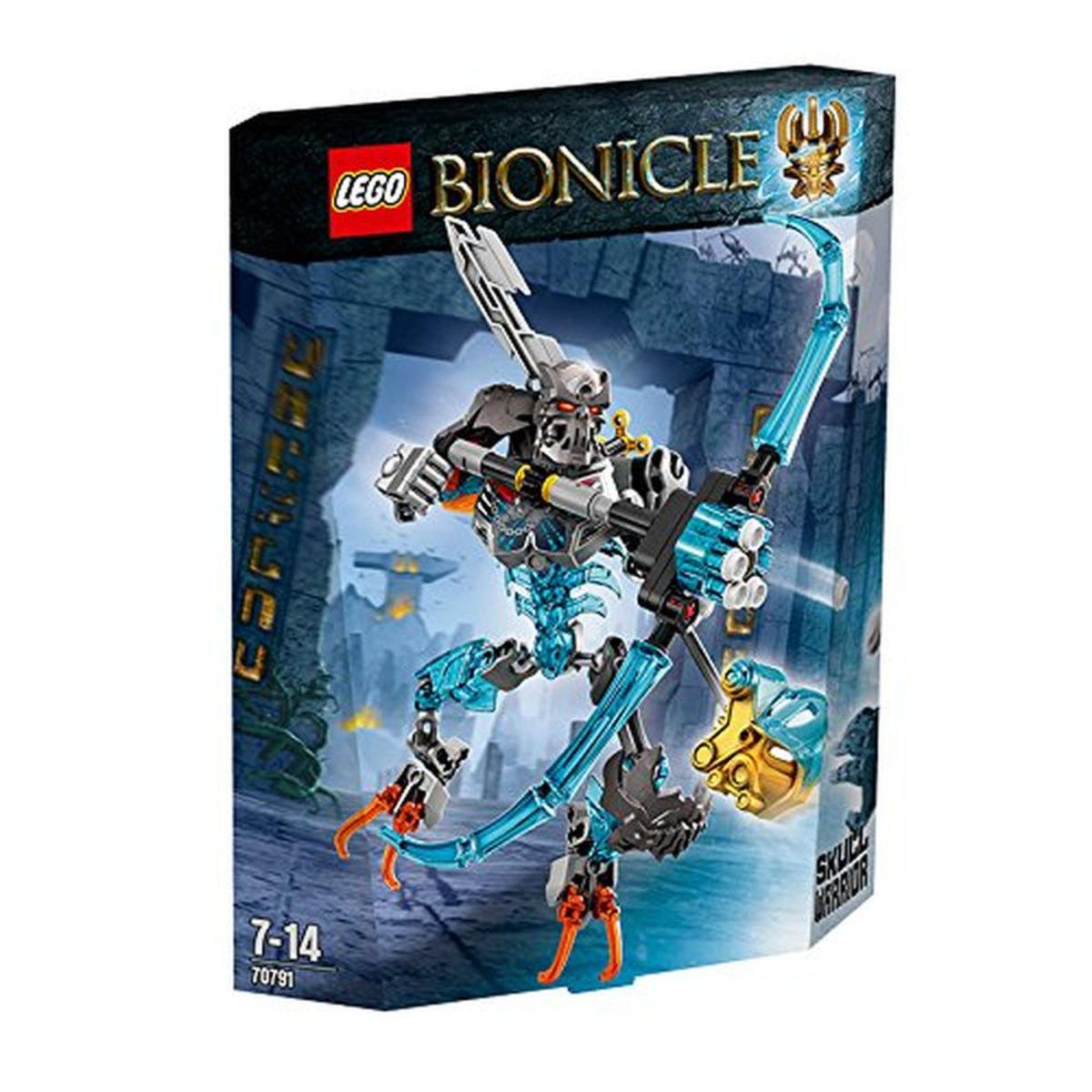 70791 Bionicle 骷髏戰士