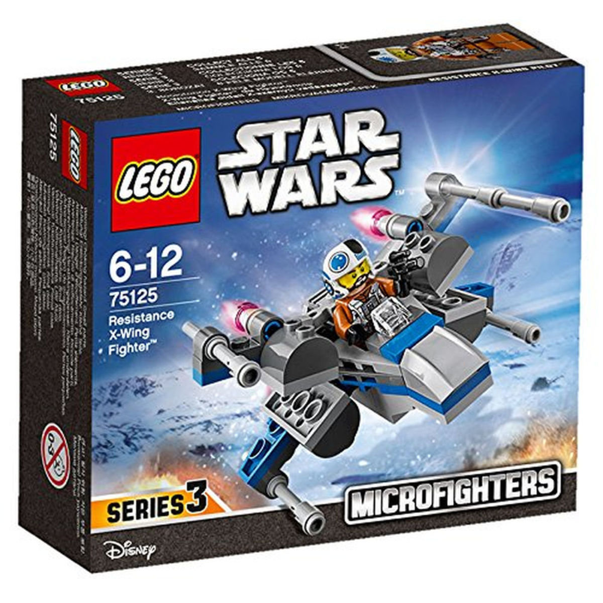 75125 Star Wars™ Resistance X-Wing Fighter™