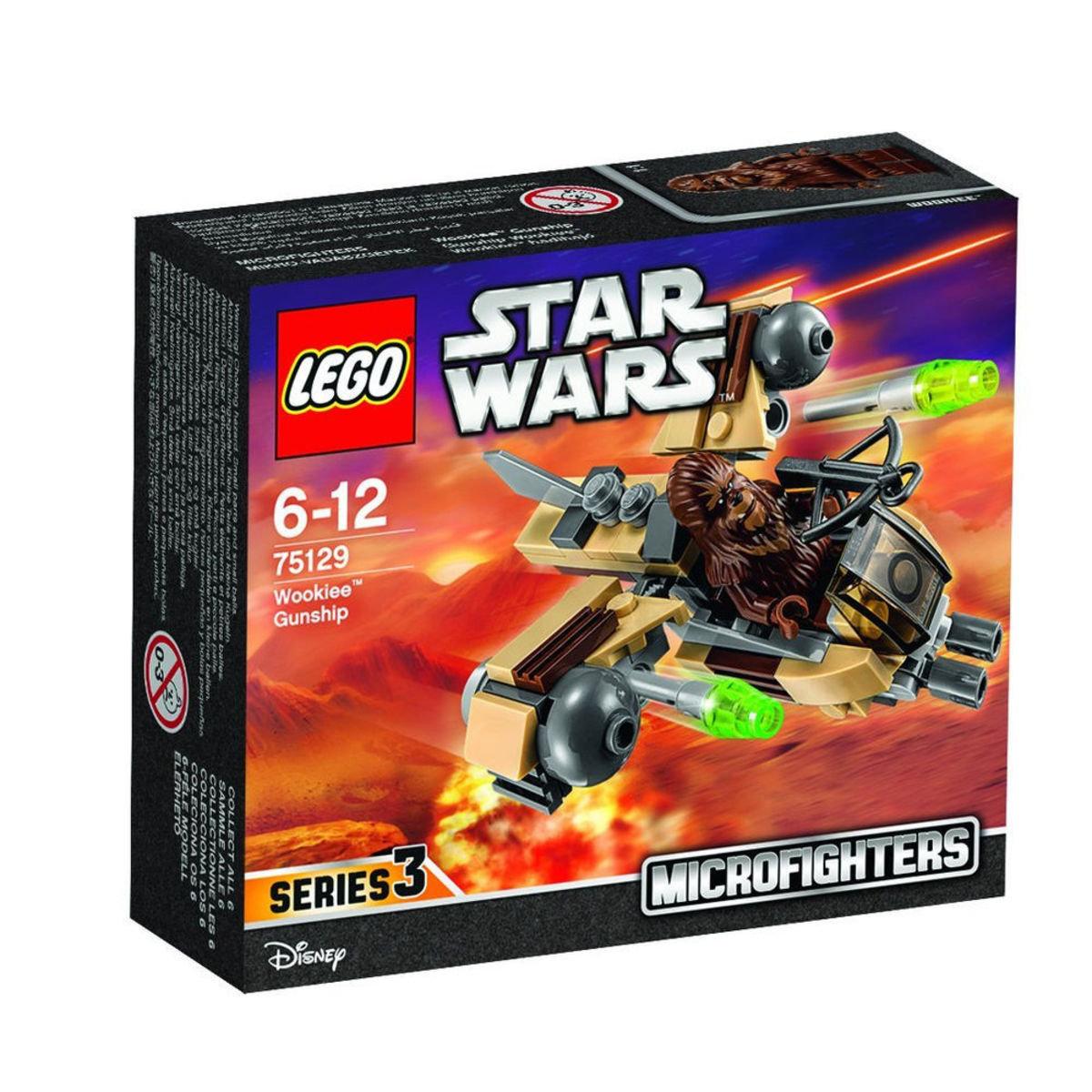 75129 Star Wars™ Wookiee™ Gunship