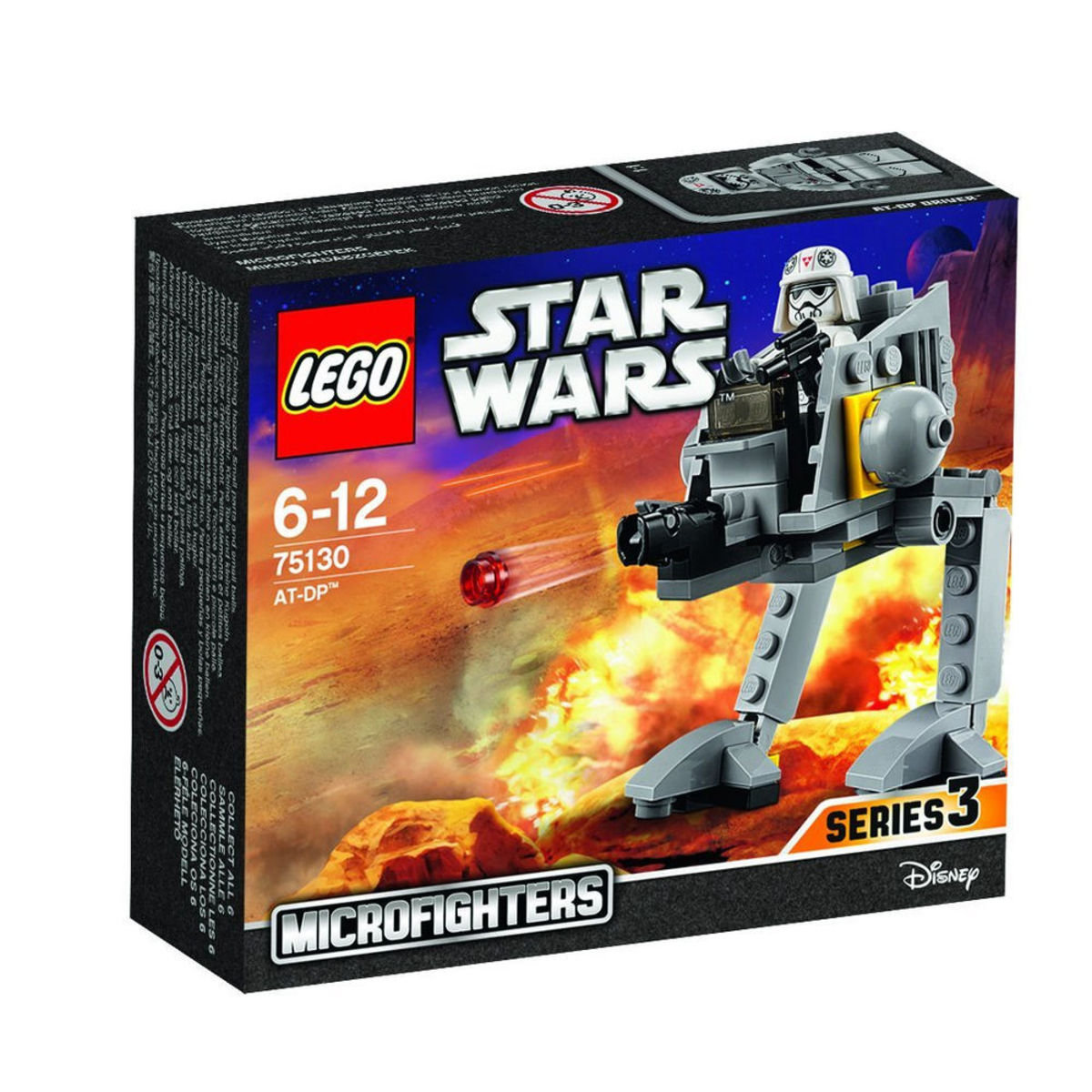 75130 Star Wars™ AT-DP™