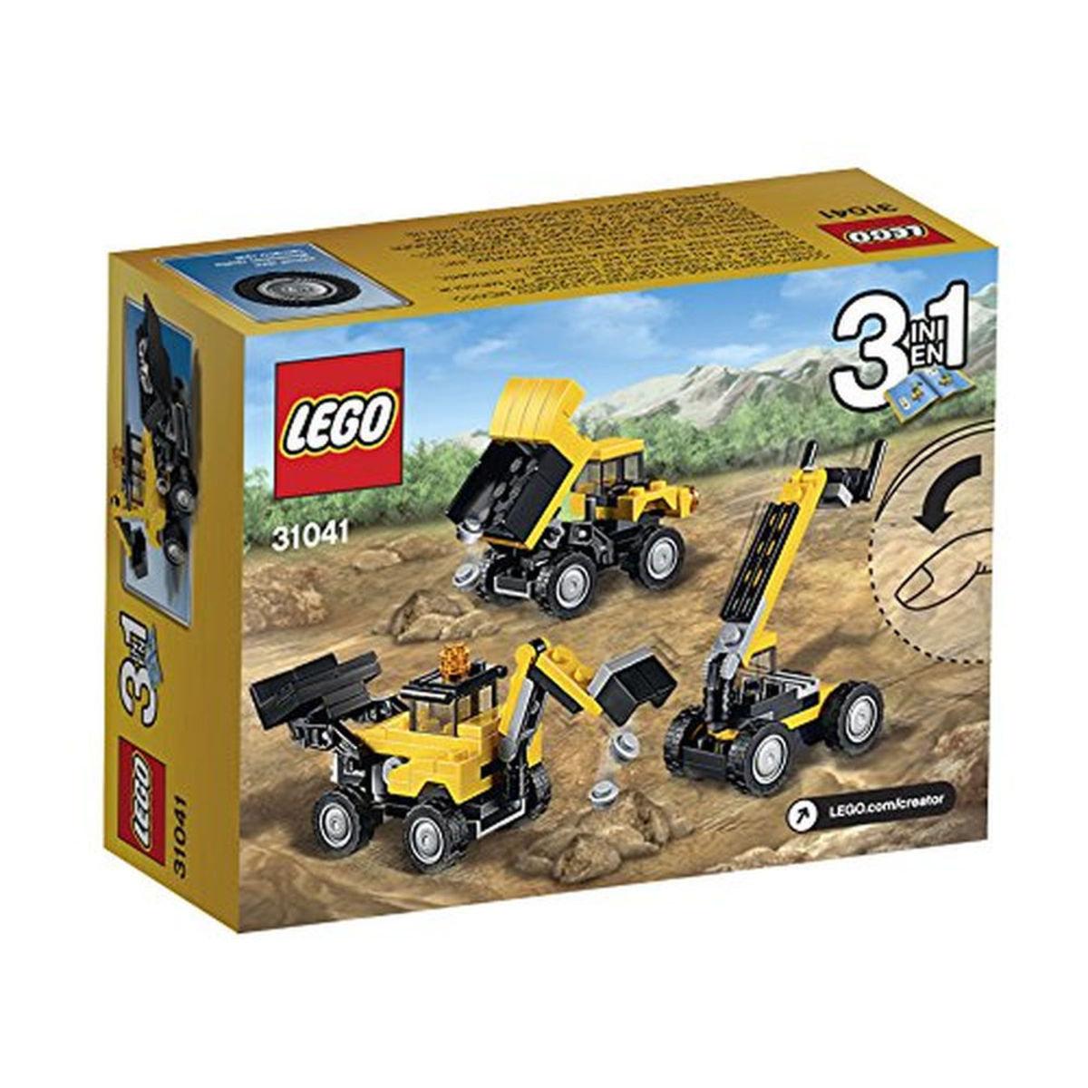 31041 Creator 工程車