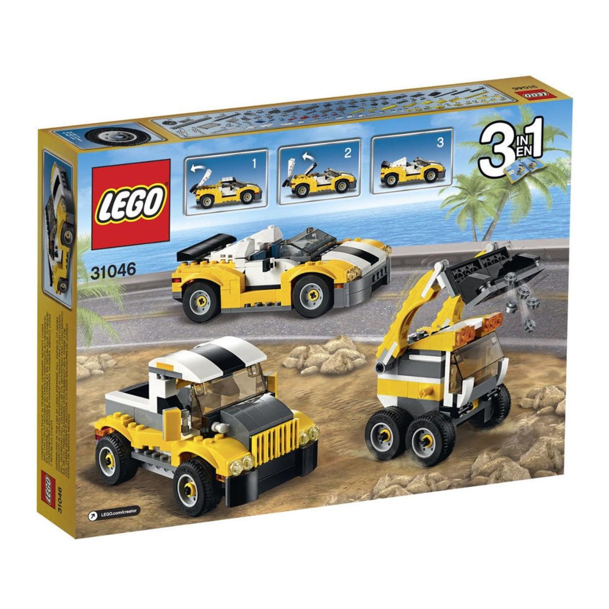 31046 Creator 高速汽車