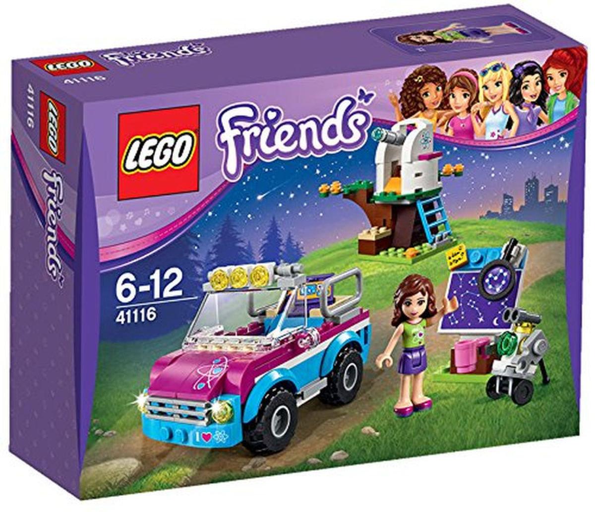 41116 Friends 奧莉薇亞Olivia的探險車