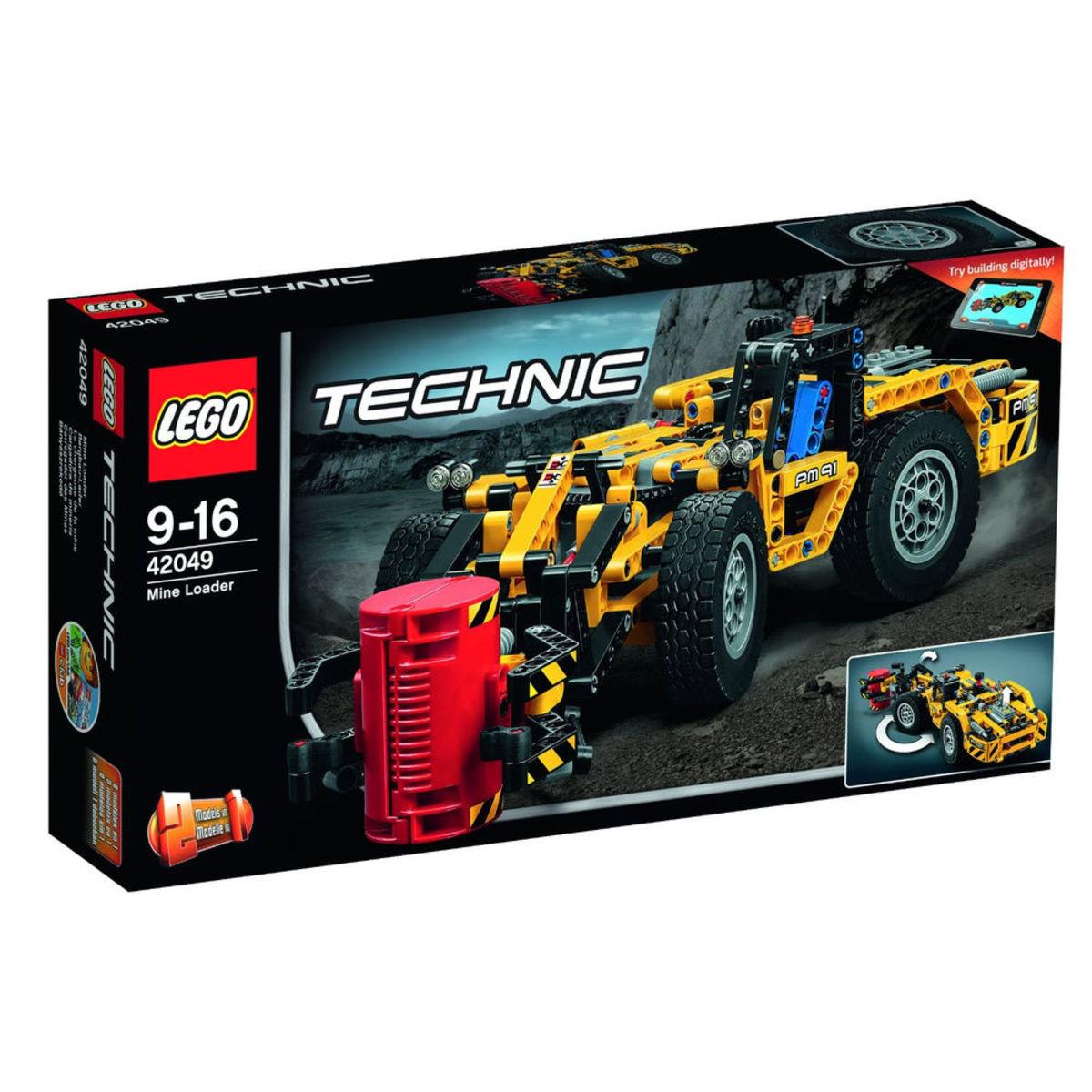 42049 Technic 礦用裝載機