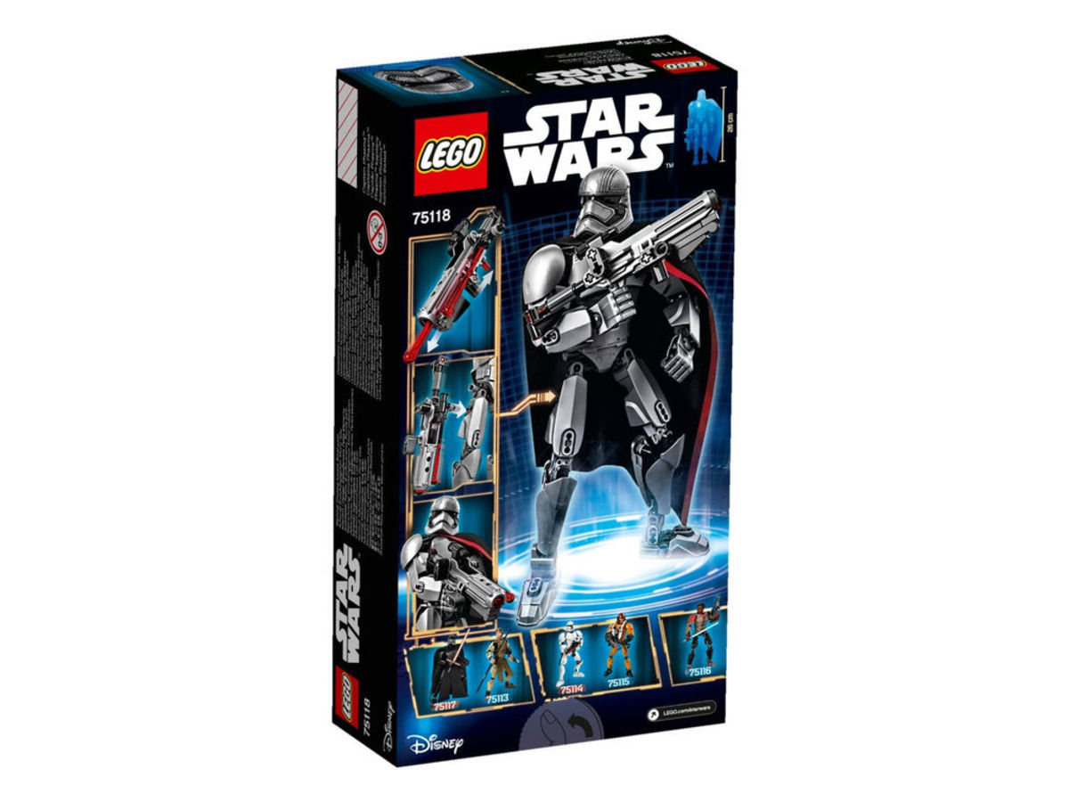 75118 Constraction Star Wars Captain Phasma™
