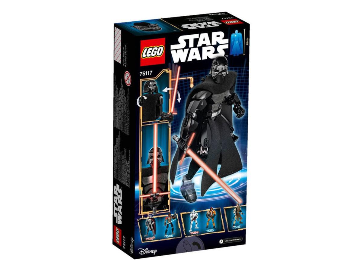 75117 Constraction Star Wars Kylo Ren™