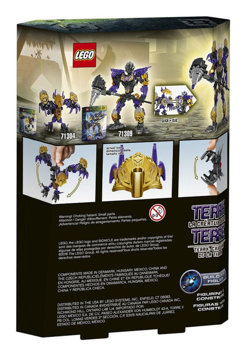 71304 Bionicle 地之生物-特克Terak