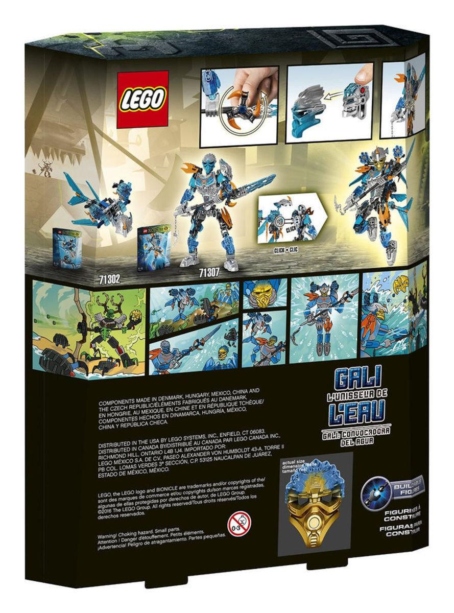 71307 Bionicle 水之聯合者-加尼Gali