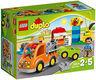 10814 DUPLO Town 拖車