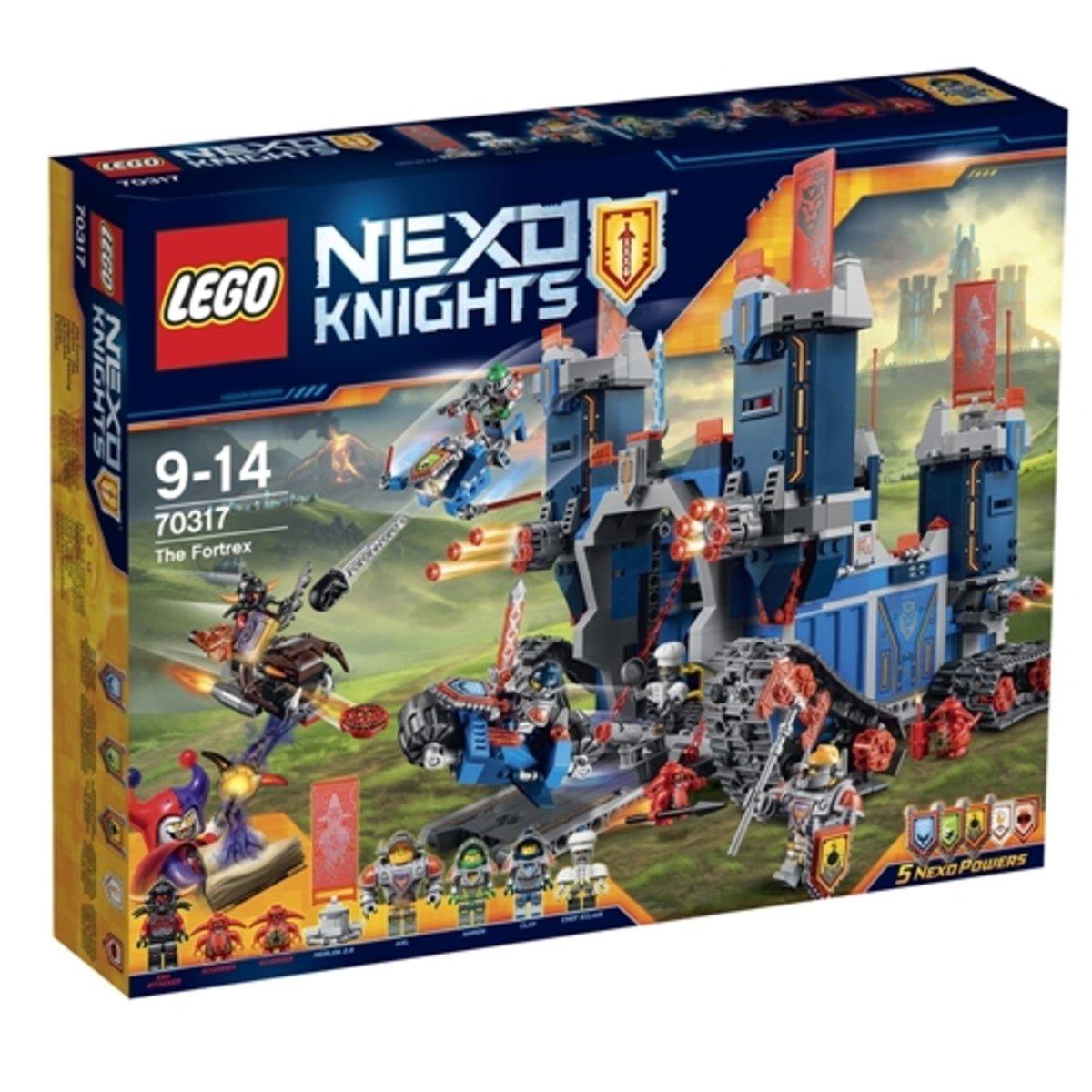 70317 騎士移動城堡 5702015573887