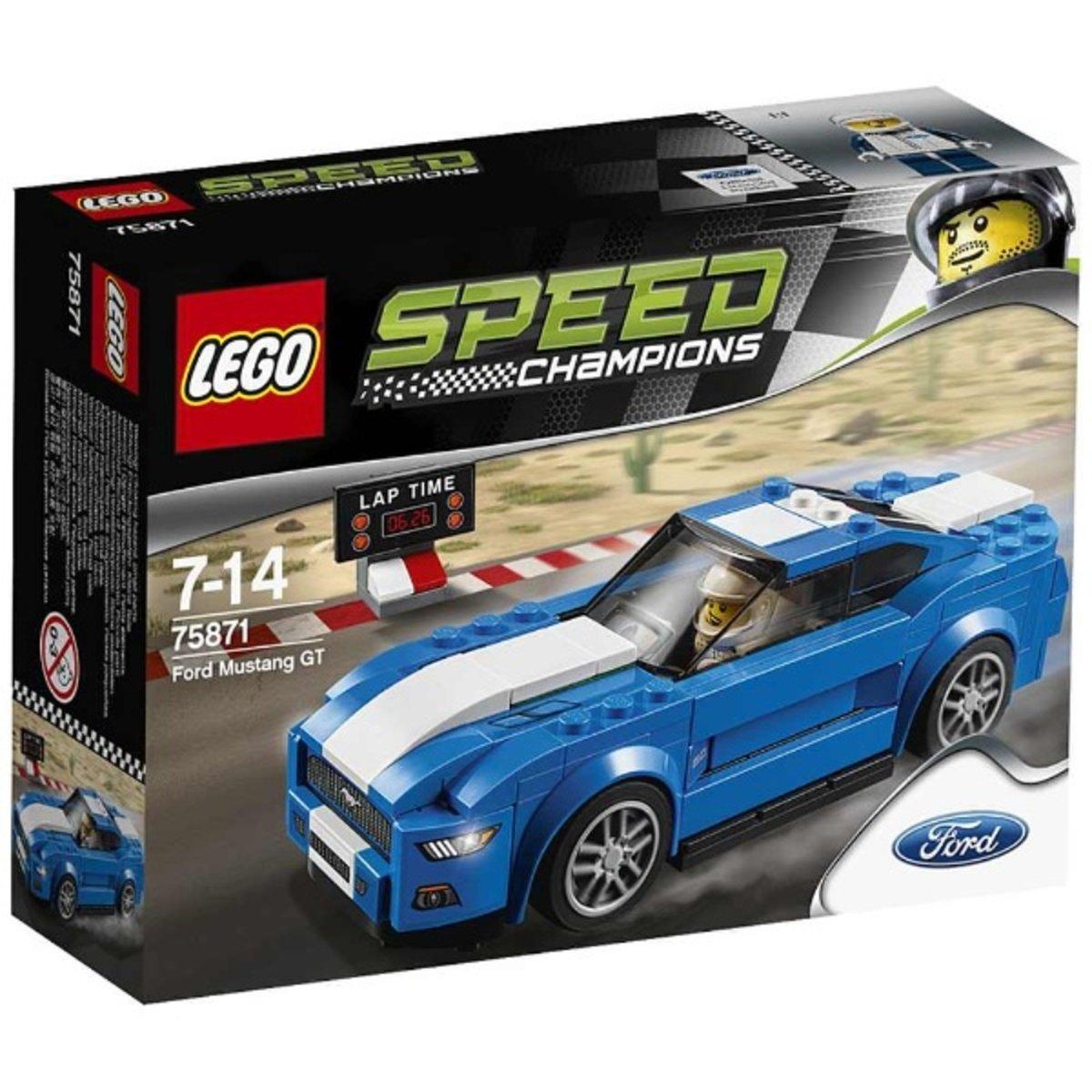 75871 福特野馬GT 5702015591492