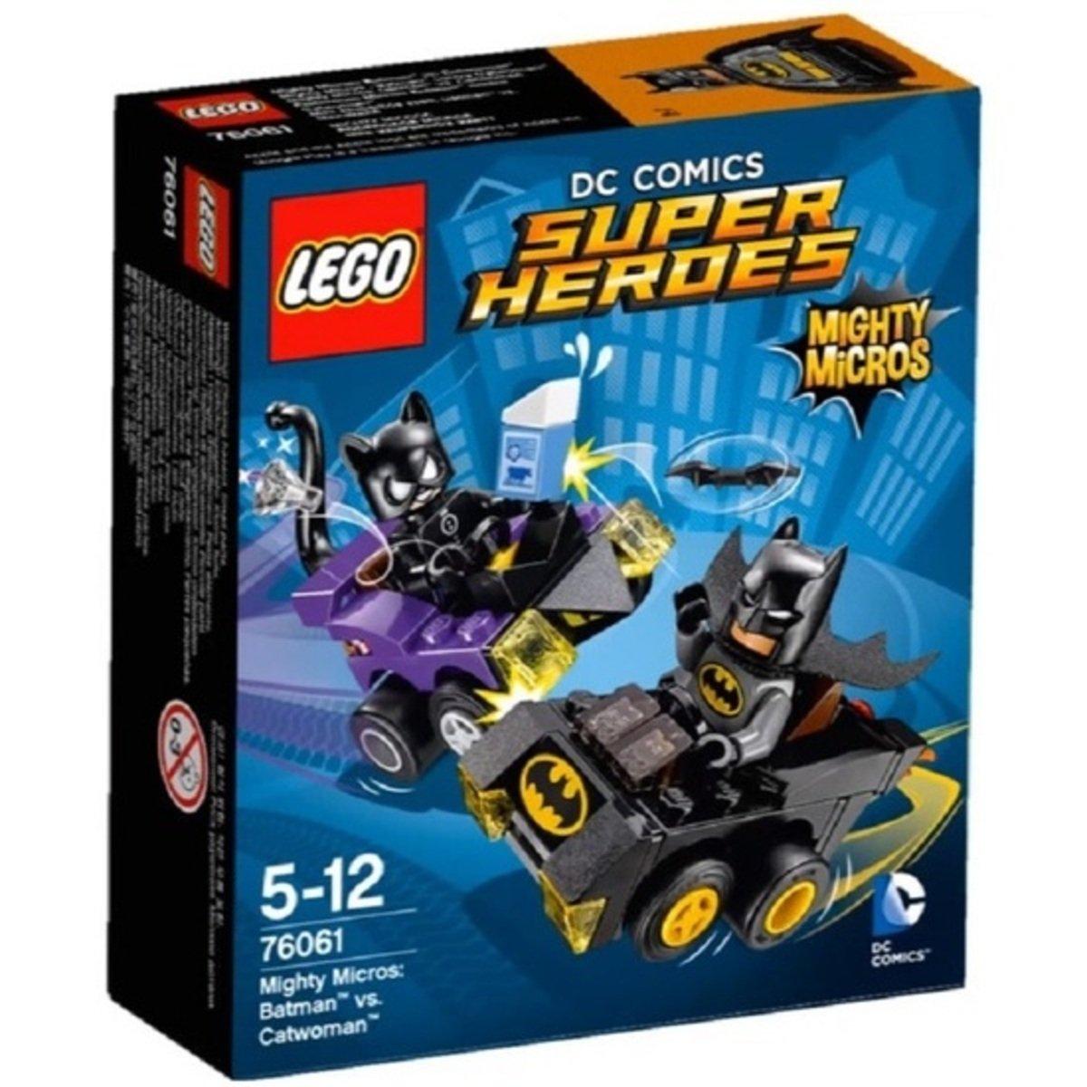 76061 威力車戰:蝙蝠俠對戰貓女 5702015597746