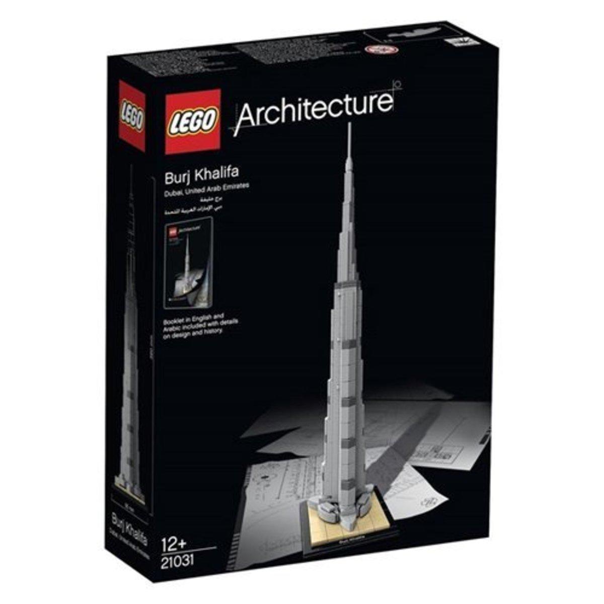 21031 Architecture 哈利法塔