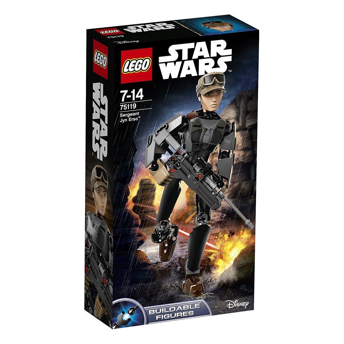 75119 Sergeant Jyn Erso™ 5702015593359