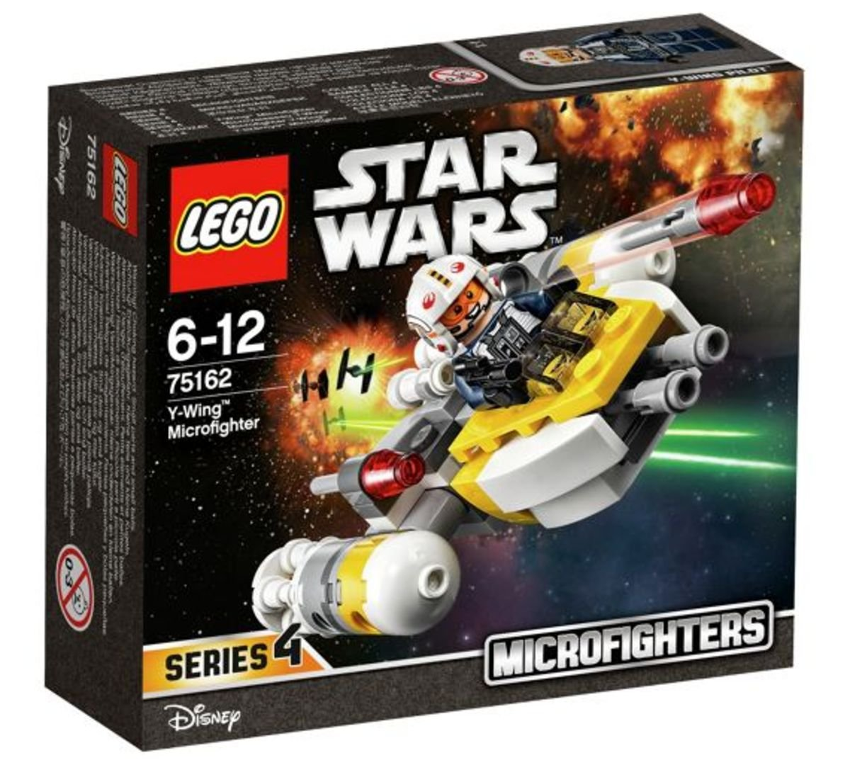 75162 Y-Wing™ Microfighter