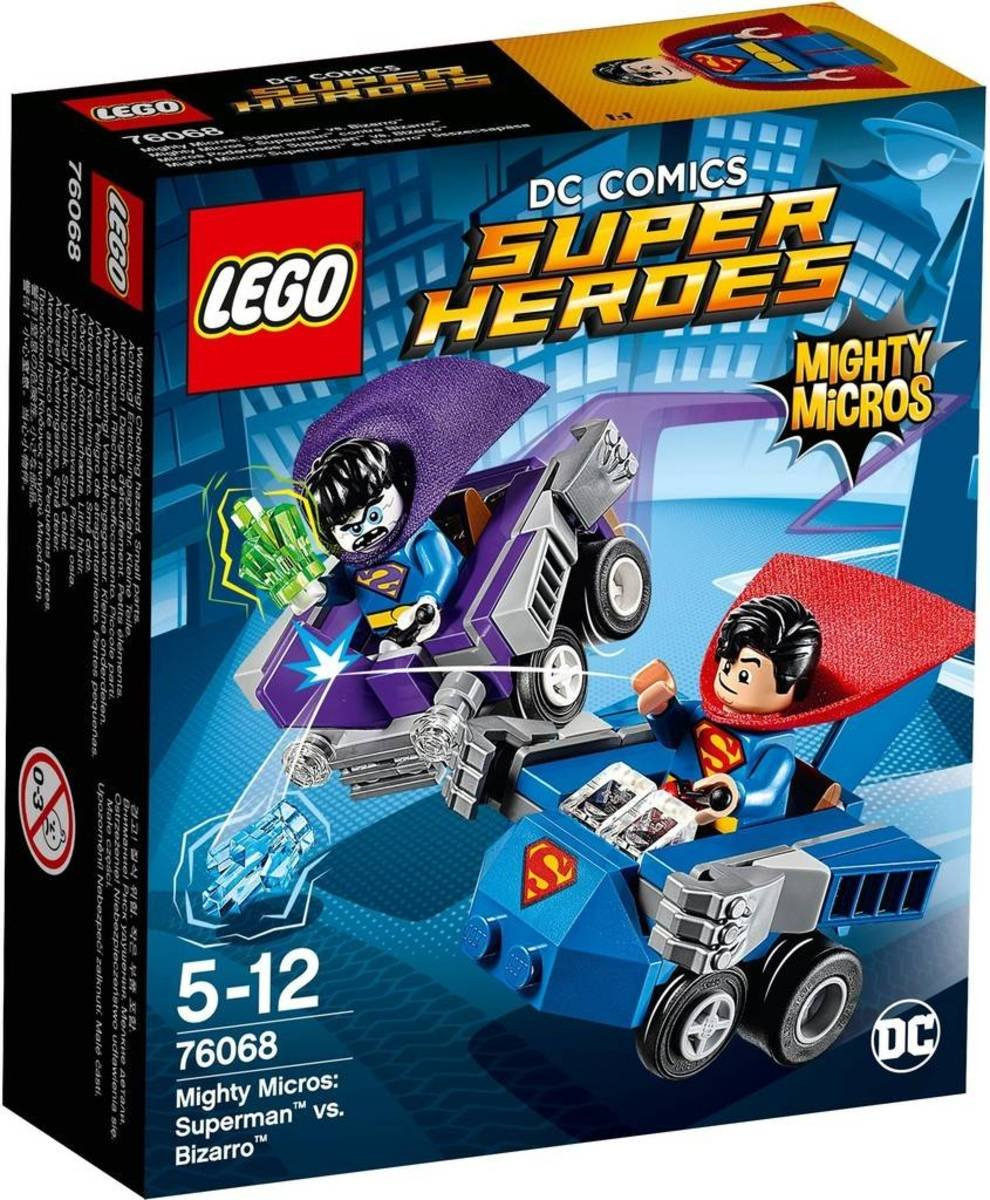 76068 Mighty Micros: Superman™ vs. Bizarro™