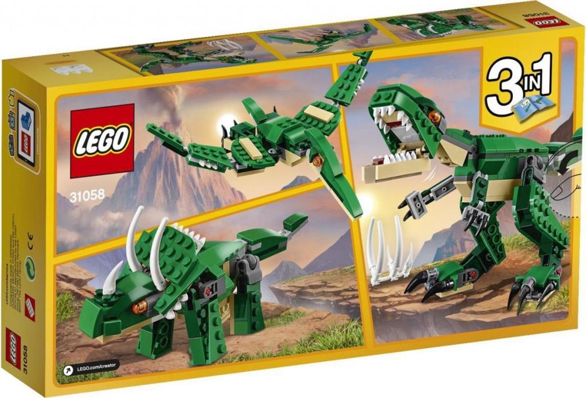 31058 威武巨型的恐龍