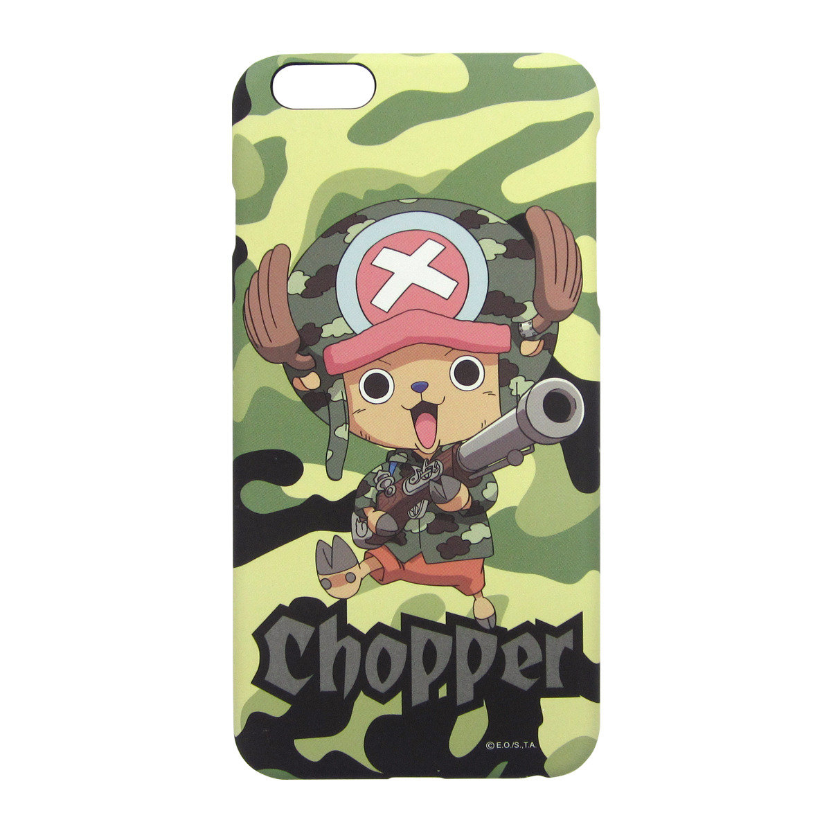 CHOPPER索柏 iPhone 6 Plus手機殼