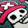 CHOPPER索柏地毯 + LUFFY編織袋