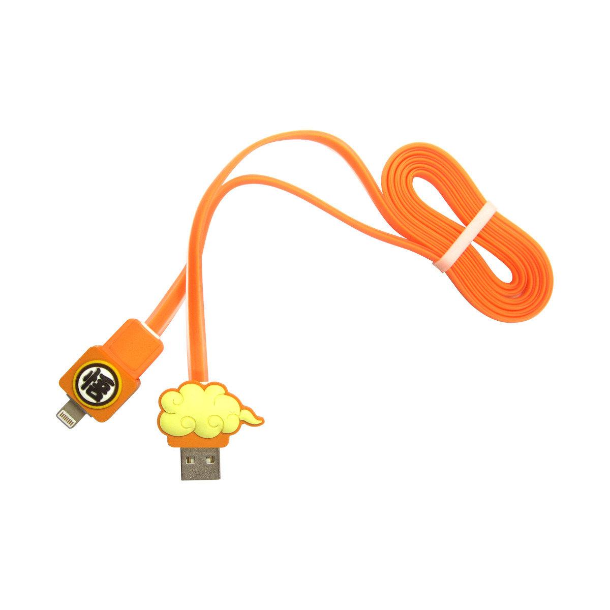 筋斗雲2合1充電傳輸線