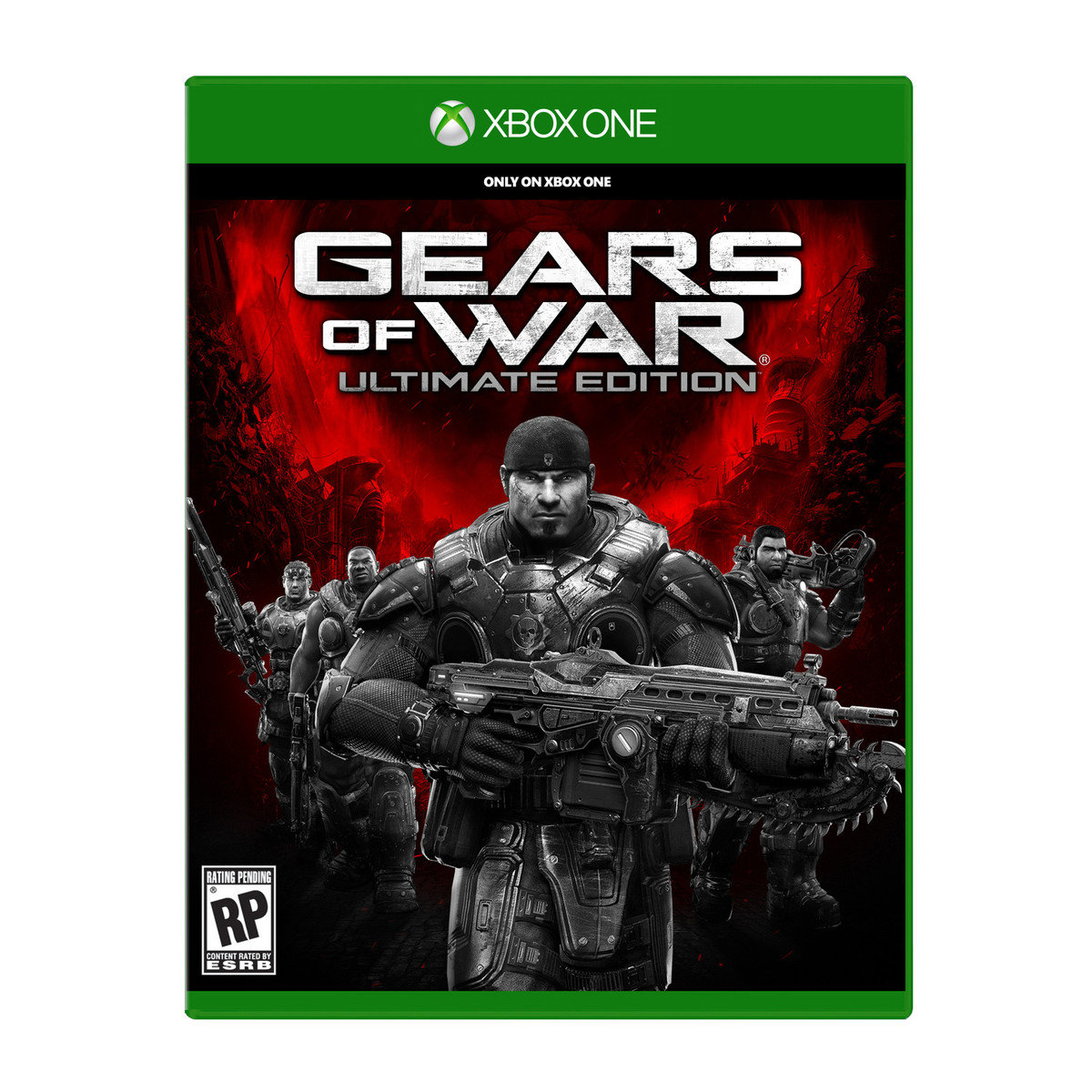 《Gears of War: Ultimate Edition》