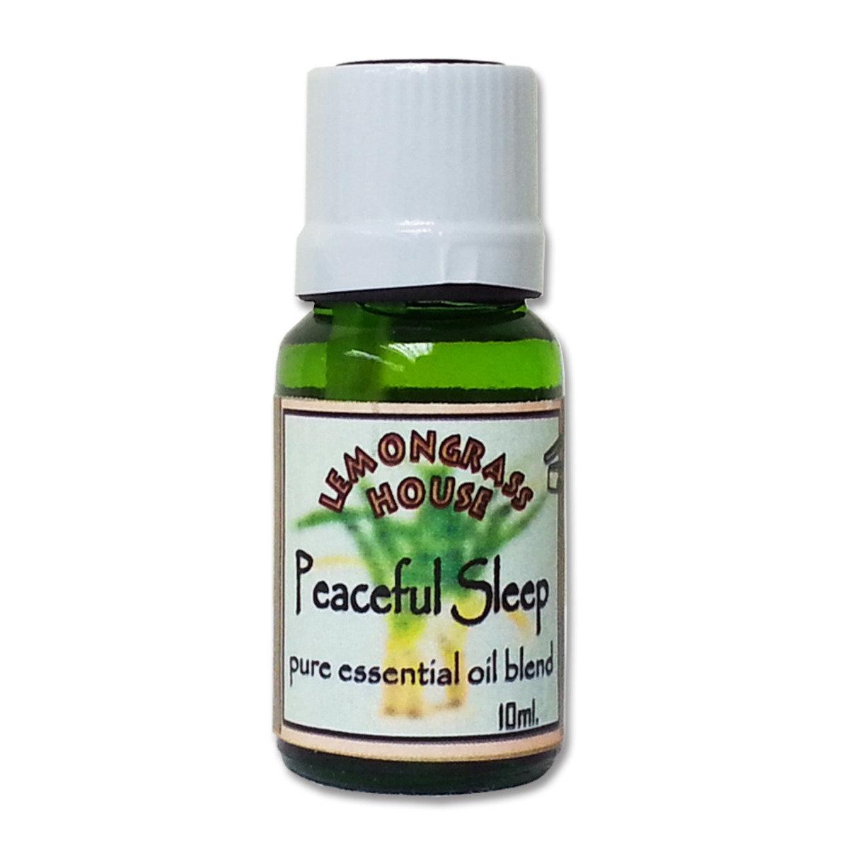 天然香薰精油 10ML - 安睡 (混合薰衣草,青檸及柑桔精油)