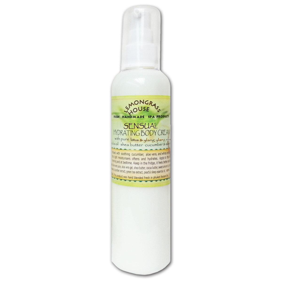 天然香薰高度保濕身體乳 260ml - 感性