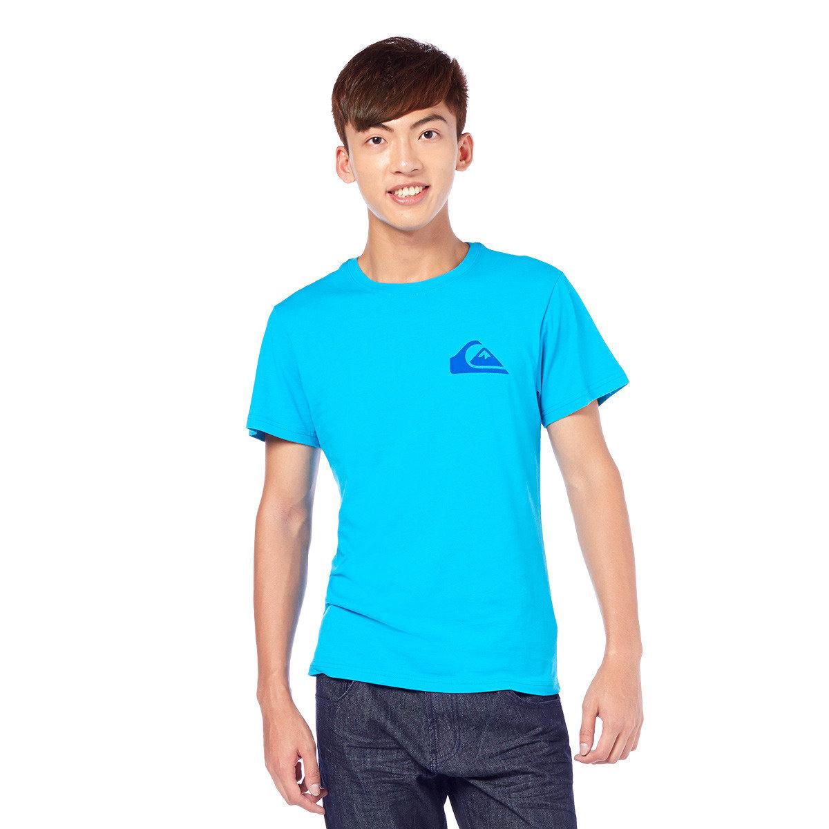 簡約舒適圓領短袖T恤