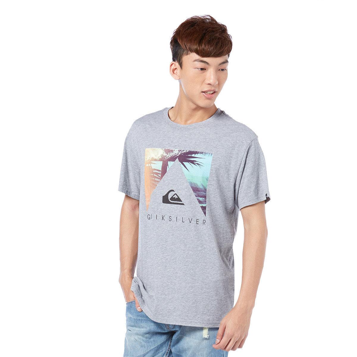 圖案印花短袖T-shirt