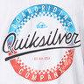 簡約Quiksilver字樣印花背心