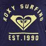 植絨Roxy Logo休閒長袖T恤