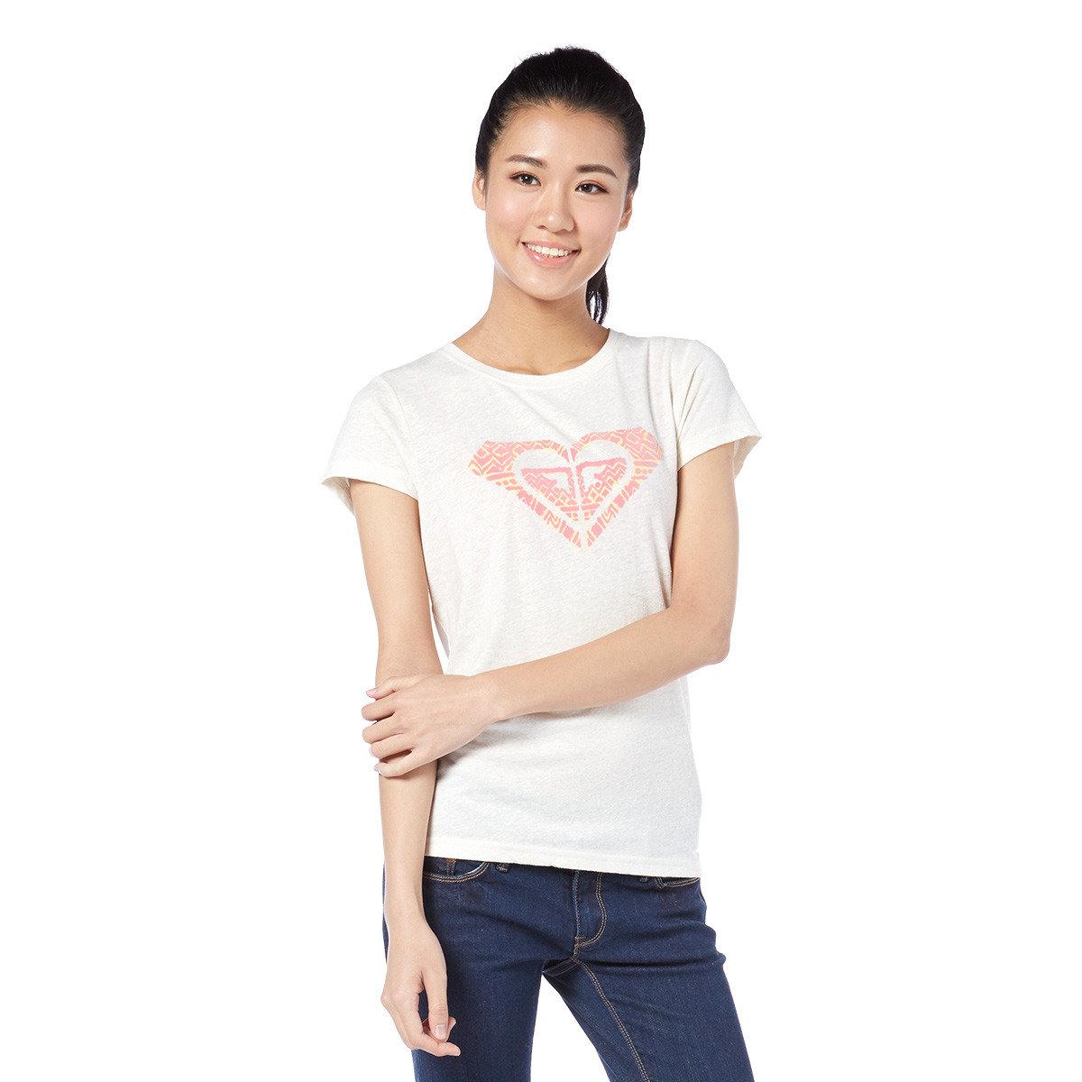 植絨logo印花短袖T恤
