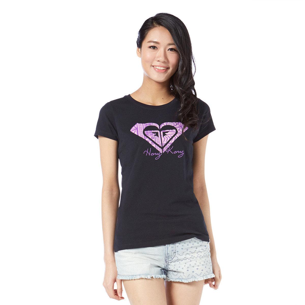 民族圖紋logo圖案短袖T-Shirt