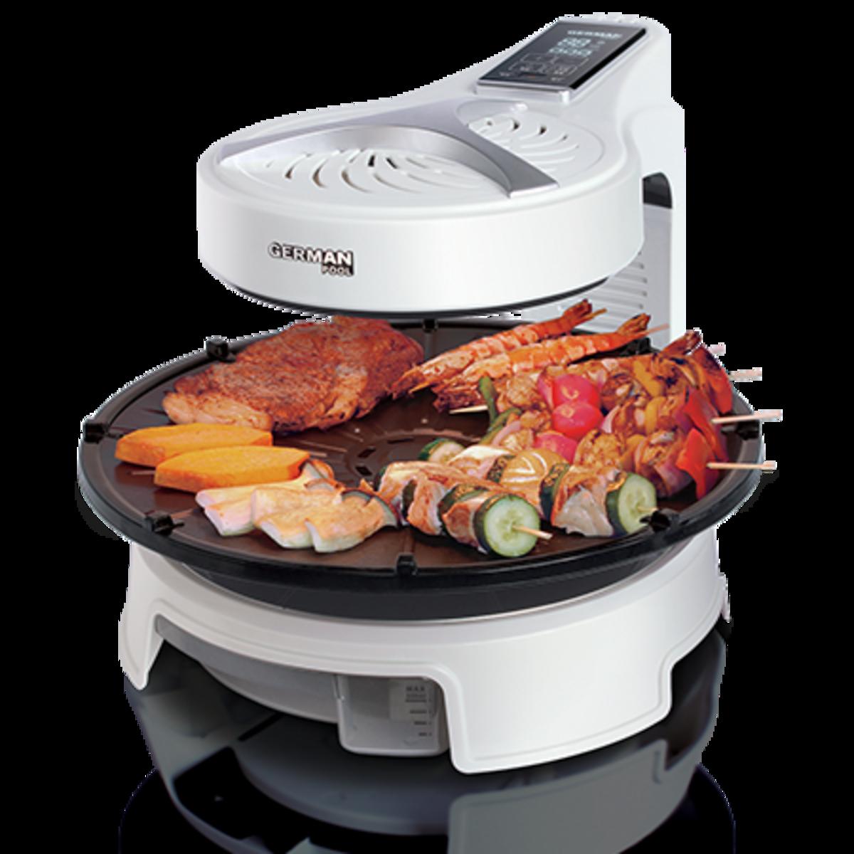 德國寶 韓式光波燒烤爐 KQB315WT