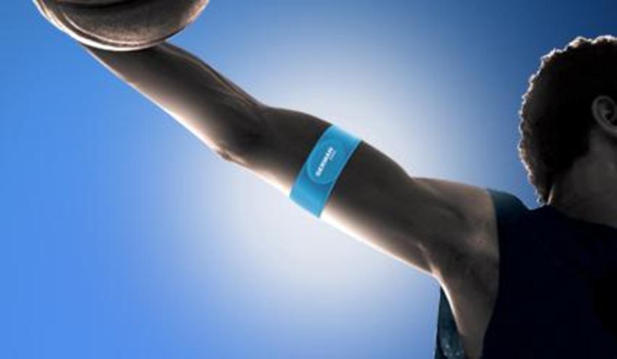 遠紅外線運動手臂貼