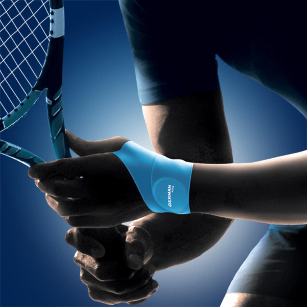 遠紅外線運動護腕貼