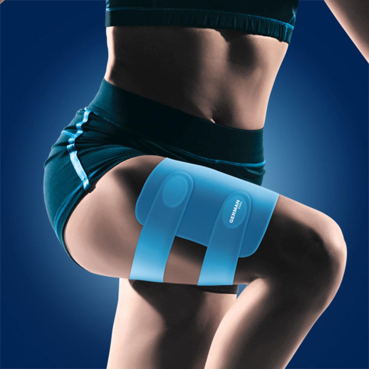 遠紅外線運動大腿貼