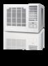 窗口式空調 (環保型) (1匹)