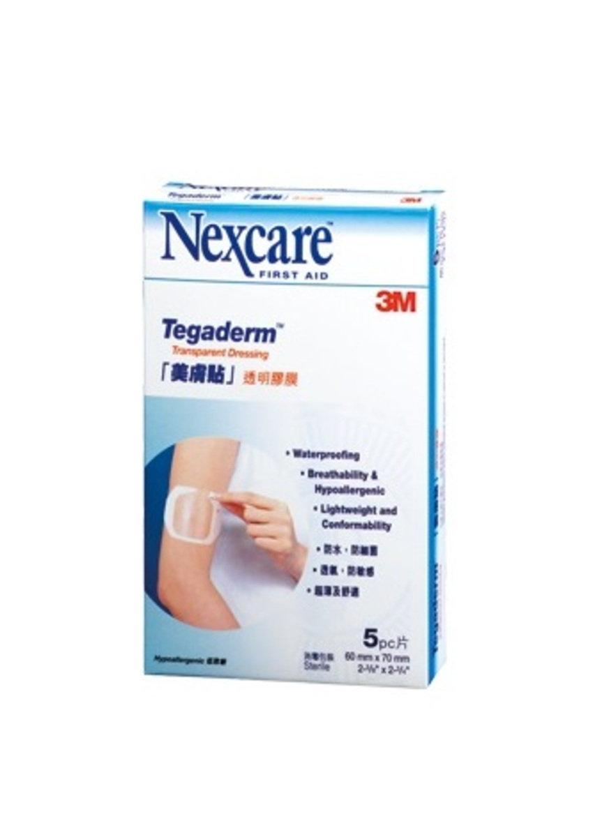 Nexcare™美膚貼™-防水透氣膠膜60 x 70毫米(4891203060344)