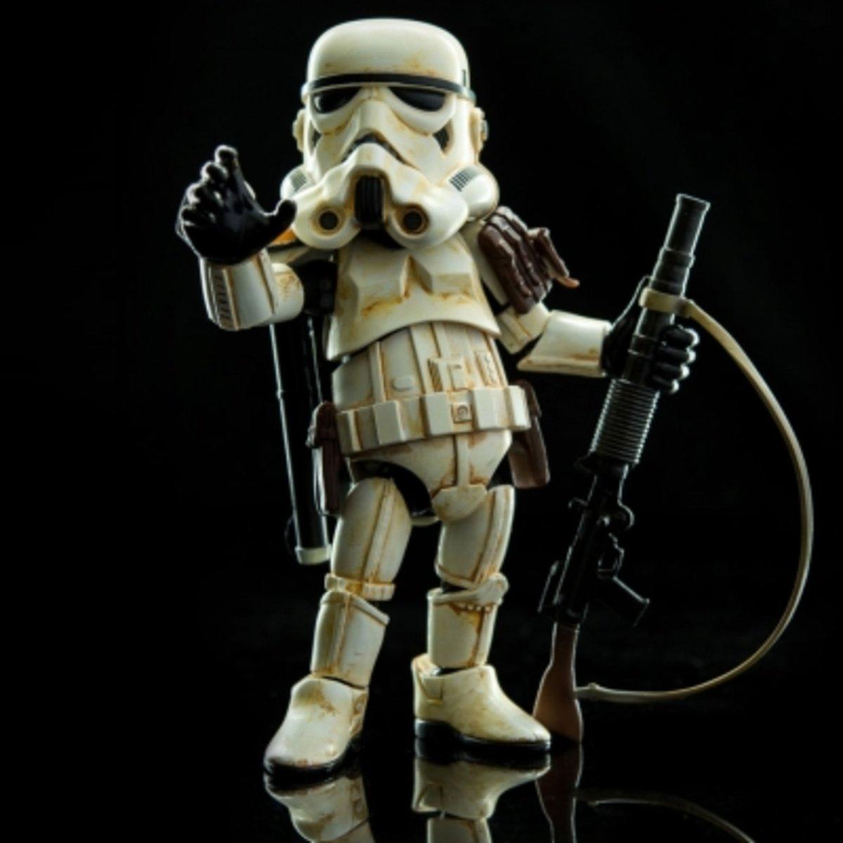 HMF#019 星球大戰 沙漠突擊兵